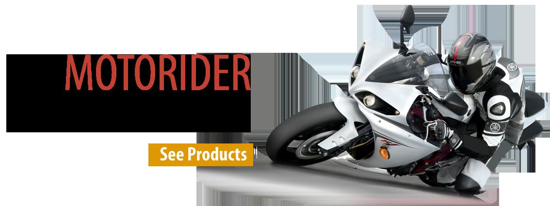 Motorrider protections